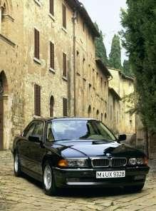 BMW 750i (E38) (05/2009)