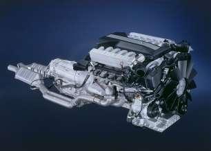 BMW 750iL (E38) BMW 12-Zylinder-Motor (05/2009)