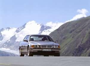 BMW 750iL (E38) (05/2009)