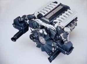 BMW V12-Zylinder Motor, BMW 750i/750iL (05/2009)