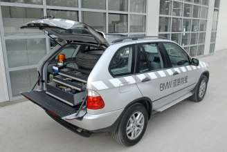 Chinese BMW Service Mobile (05/2009)
