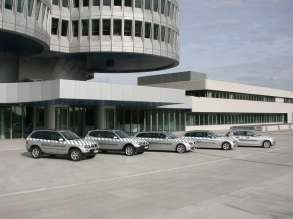 BMW Service Mobiles fleet 2009 (05/2009)