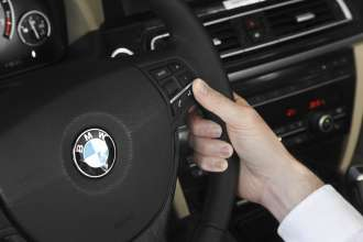 The new BMW voice recognition as of September 2009 (05/2009)