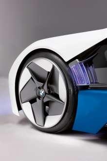 BMW Vision EfficientDynamics, Exterior, Rim (08/2009)