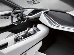 BMW Vision EfficientDynamics, Interior (08/2009)