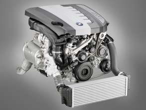 BMW Inline 6-cylinder Diesel Engine with TwinPower Turbo and 2000bar piezo injectors 