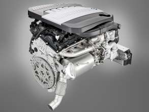 BMW Inline 6-cylinder Diesel Engine with TwinPower Turbo and 2000bar piezo injectors (06/2009)