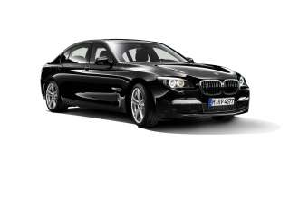 The new BMW 7 Series, M Sports Package (06/2009)