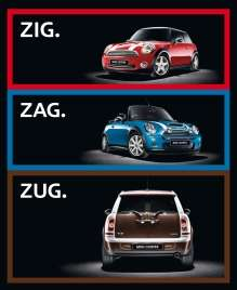 MINI Clubman wins Gold Effie Award in the automotive category for the