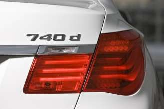 The new BMW 7 Series, 740d (06/2009)