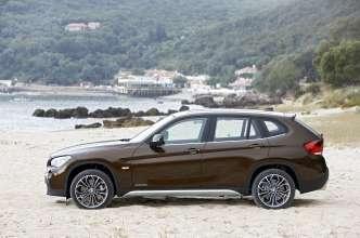 The BMW X1 (07/2009)