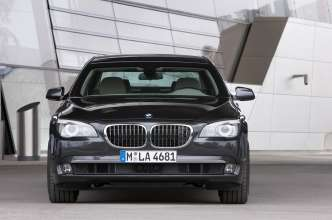 The BMW 7 Series High Security (07/2009)