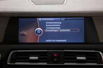 The BMW 7 Series High Security -Control Display (07/2009)
