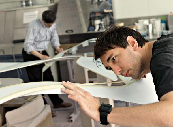 BMW Vision EfficientDynamics, Design Process, Mario Majdandzic, Exterior Design (08/2009)