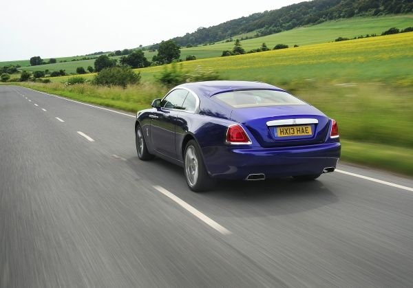 WORLD TO STAND STILL FOR ROLLS-ROYCE