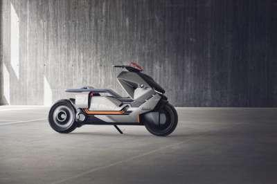 BMW Motorrad Concept Link (05/2017)