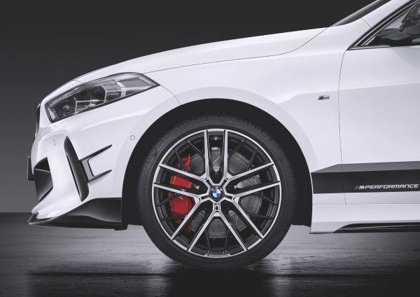 M Performance onderdelen voor de nieuwe BMW 1 Reeks beschikbaar vanaf marktlancering 22