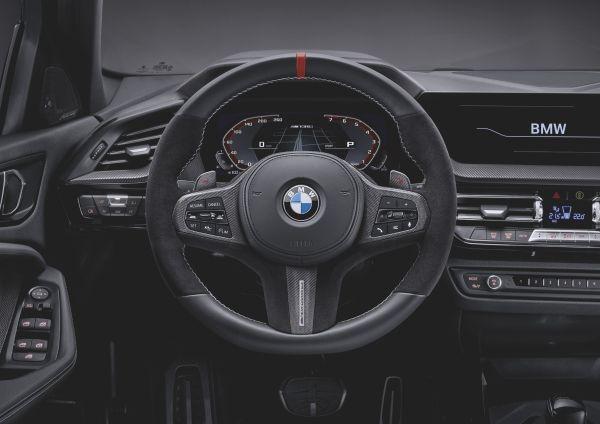 M Performance onderdelen voor de nieuwe BMW 1 Reeks beschikbaar vanaf marktlancering 24