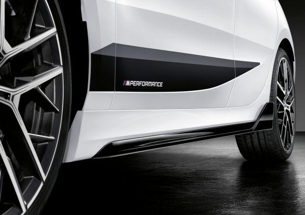 M Performance onderdelen voor de nieuwe BMW 1 Reeks beschikbaar vanaf marktlancering 20