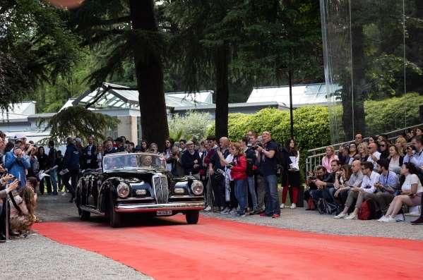 Trofeo BMW Group Italia - Lancia Astura Serie IV
