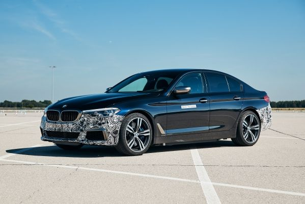 BMW Group 'Power BEV' testvoertuig: #NEXTGen19. 7