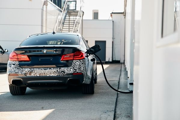 BMW Group 'Power BEV' testvoertuig: #NEXTGen19. 8
