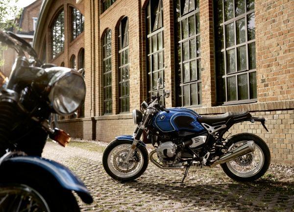 De nieuwe BMW R nineT /5 1