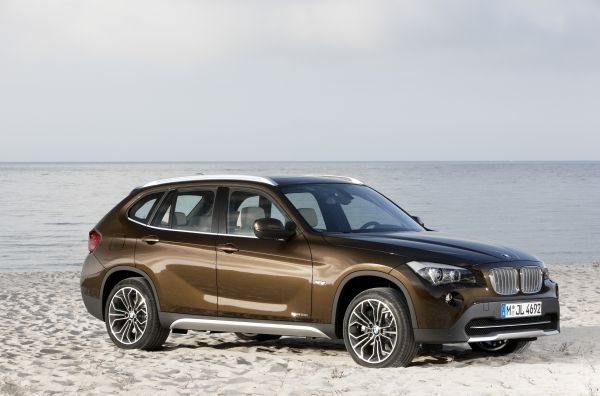 Bmw Offers Advanced Diesel Engine For New X1 In Indonesia