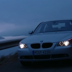 The BMW 5 Series (on Location Sardinia)