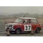 From the rally legend to the MINI Cooper S. Mini - winning the Monte Carlo Rally 40 years ago.