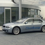 BMW Hydrogen 7 - International handovers