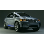 BMW Concept X6 ActiveHybrid and BMW Concept X6