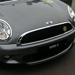 BMW Group plans UK launch of MINI E