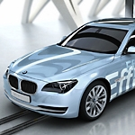 The BMW ActiveHybrid 7