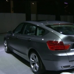 The BMW 5 Series Gran Turismo. Development 2005-2009.