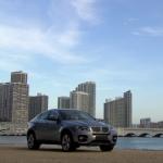The BMW ActiveHybrid X6.