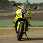 The BMW S 1000 RR - On Location Portimao Racetrack.