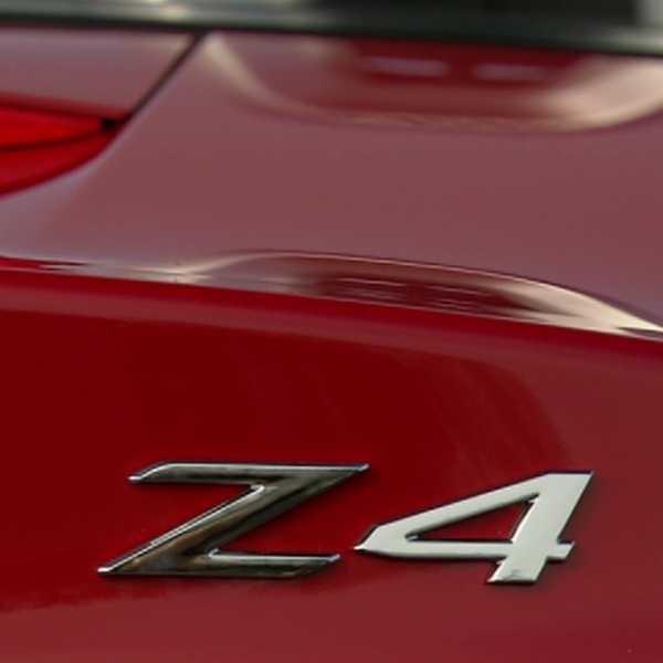 Bmw Z4 Sdrive35is: The New BMW Z4 SDrive35is