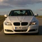 The BMW 320d EfficientDynamics Edition.