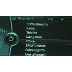 New Wireless Office and Entertainment Features of BMW ConnectedDrive (English)