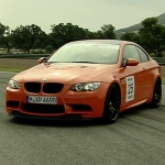 25th Anniversary BMW M3: Driving Event. The new BMW M3 GTS.