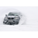 The new BMW X3 - Austria on-location and winter tyres