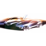 Design animation BMW i3 and BMW i8 (02/2011)