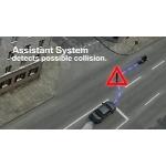 BMW Motorrad ConnectedRide - Left Turn Assistant