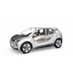 BMW i3 Concept, LifeDrive-Architecture, English
