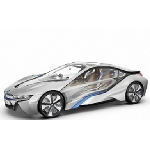 BMW i8 Concept, LifeDrive-Architecture, German