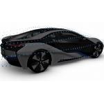 BMW i8 Concept, Aerodynamics