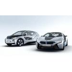 BMW i3 Concept and BMW i8 Concept