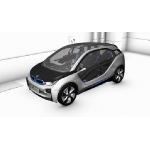 BMW i3 Concept, Battery Electric Vehicle, English