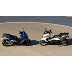 The new BMW C 600 Sport and BMW C 650 GT.
